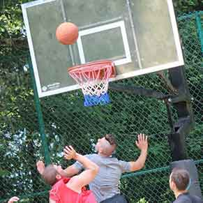 Full Court Basketball