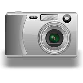Camera (not on a phone, iPod, or iPad)